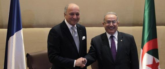 """BREVE : François Hollande """"prochainement"""" en Algérie, selon Laurent Fabius"""