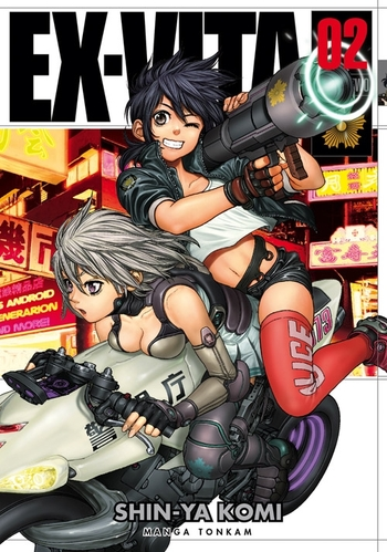 Ex-vita - Tome 02 - Shin-Ya Komi