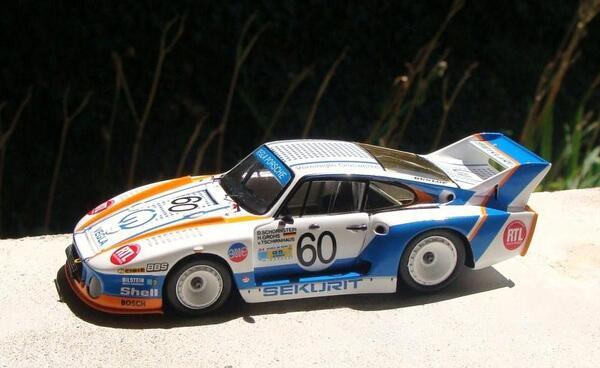 Porsche 935  (1981-1982)