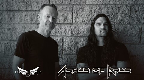 ASHES OF ARES - Les détails du nouvel EP Throne Of Iniquity