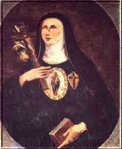 Maria Crocifissa della concezione (Isabella Tomasi)