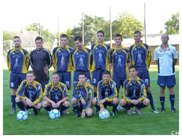 Foot équipe U19