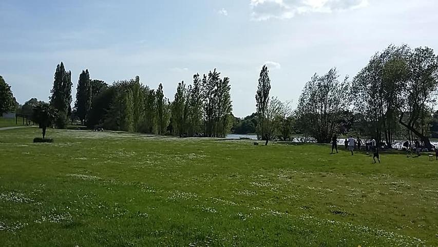 balade de dimanche dernier au Parc Départementale de Choisy le Roi