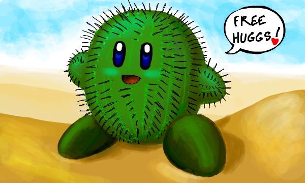 cactus kirby