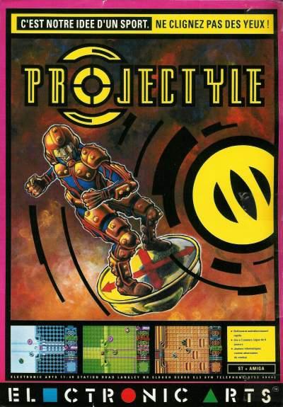 <IMG: Projectyle ingame>