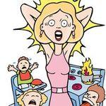 Maman est un sacrifice perpétuel