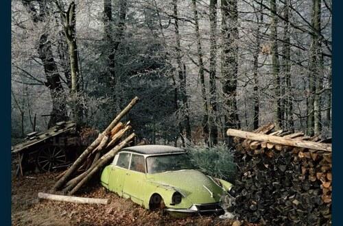 07 - La fin du voyage, voitures abandonnées