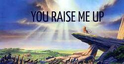 You raise me up (Tu me relèves)
