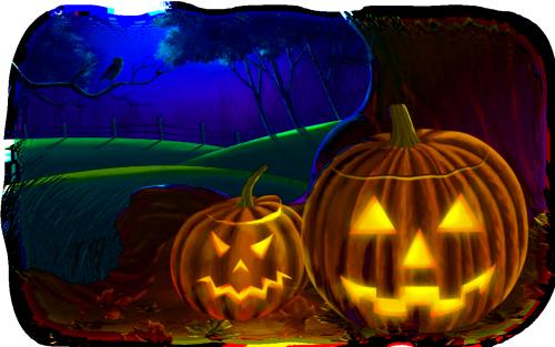 tube hallowen