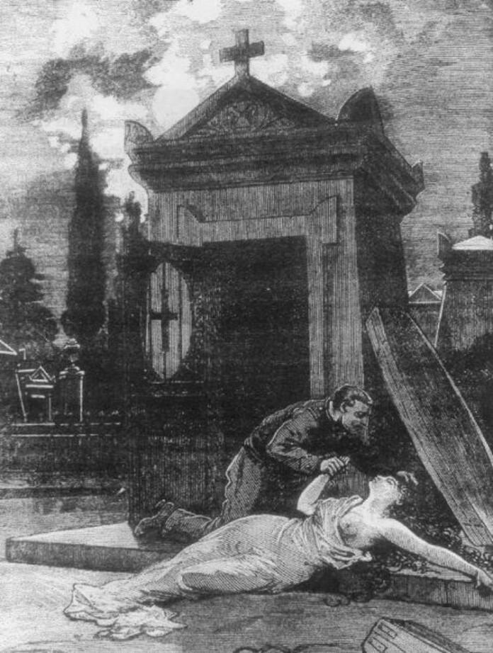 Vampire du Montparnasse