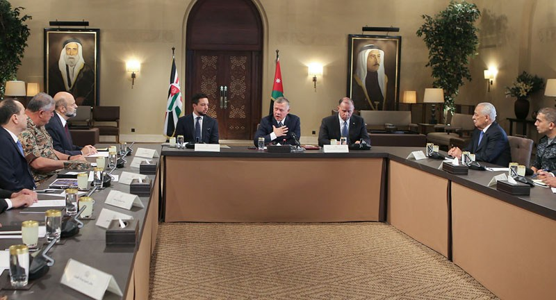 King chairs National Policies Council meeting