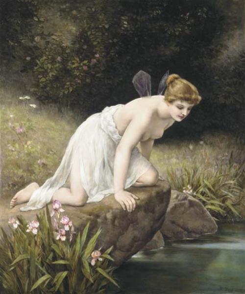Peintures de : Friedrich Paul Thumann