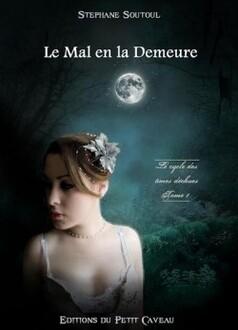 Le Cycle des Âmes Déchues, Tome 1 : Le Mal en la Demeure, de Stéphane Soutoul.