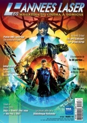 """Les Années Laser N° 250 mars 2018 """"Magazine"""""""