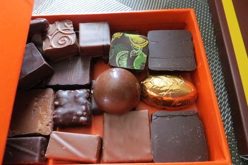 Infusion, thé, chocolat...