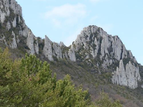 Col d'Oure - Sainte Luce (Drôme)
