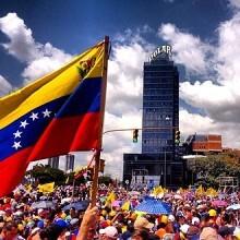 2014 Venezuelan Protests (12F)