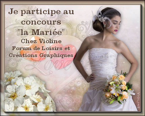 concours MARIEE!
