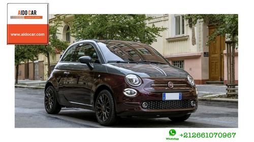 Location de voiture citadine à Casablanca – Réservez votre balade en mode Fiat 500