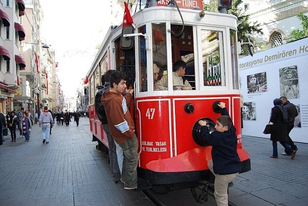 District de Beyoglu - Istiklal Caddesi