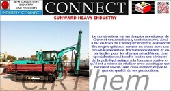 INDUSTRY CONNECT: SUNWARD HEAVY INDUSTRY