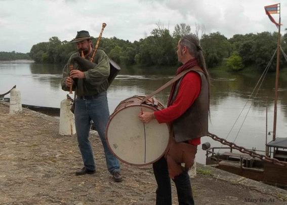 Les Agités du Bouzin à Chouzé-sur-Loire