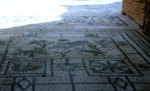 Pompei, Prothyrum au sanglier
