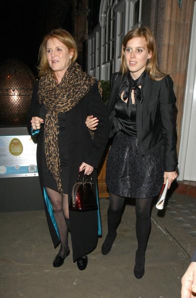Sarah et Beatrice
