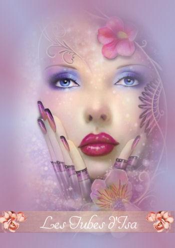 FVM0015 - Tube femme visage mist