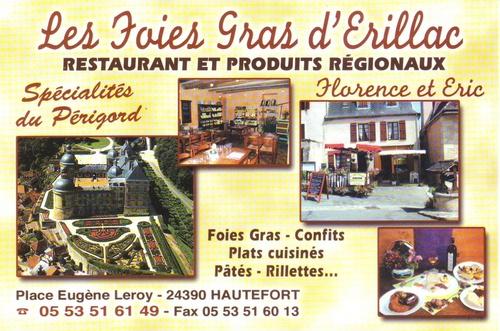 ...Le Repas à Hautefort...