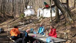 Mts de Lyulin 28 mars