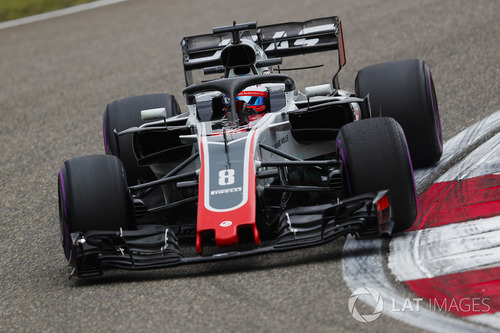 HaasF1 Team - VF-18 / Romain Grosjean