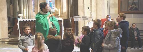 Messe des familles du 10 Novembre