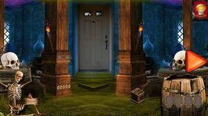 Jouer à Escape from horror palace