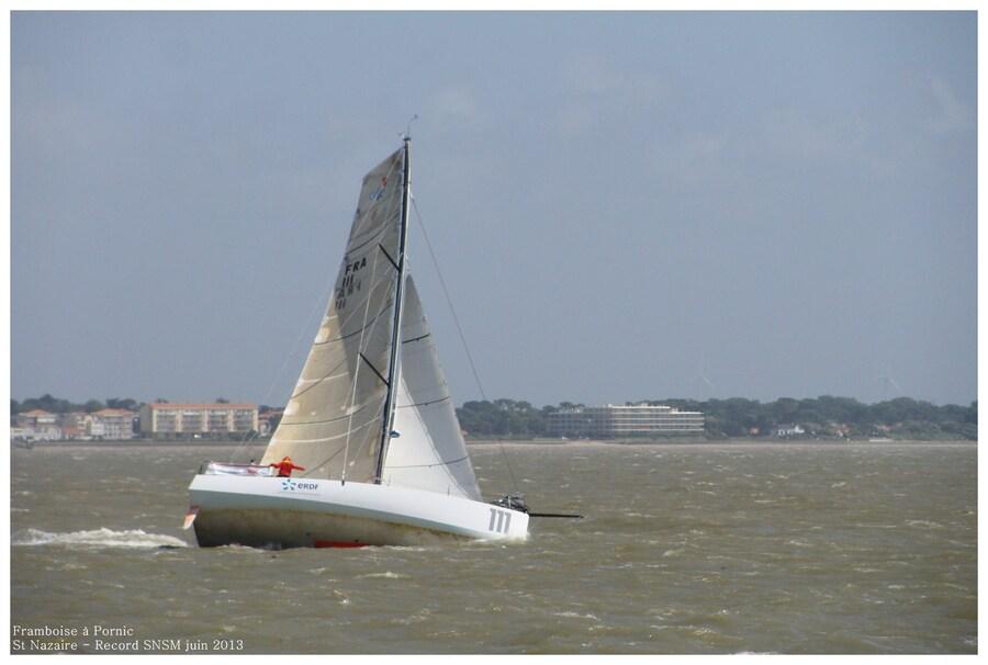 Record SNSM St Nazaire 2013