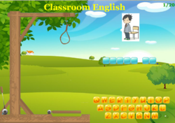 - Classroom English