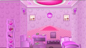 Games2World - Pink room escape
