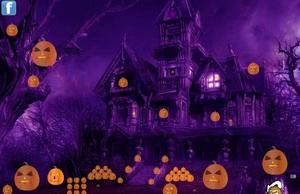 Jouer à Creepy Halloween escape