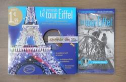 N° 1 Je construis la tour Eiffel - Test