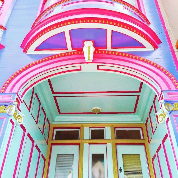 Les-maisons-en-couleurs-de-San-Francisco-19 Les maisons en couleurs de San Francisco