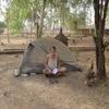 Burkina Ouaga Jeune Américaine seule en Afrique