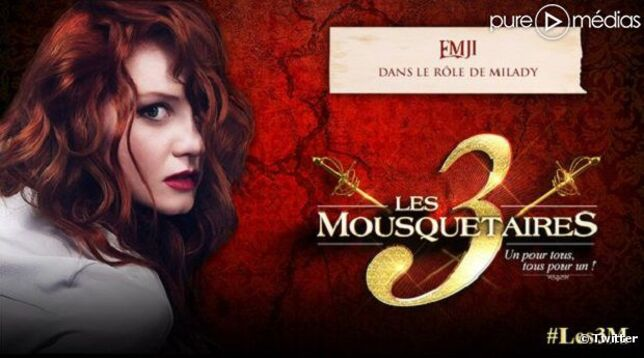 Les 3 Mousquetaires : Le Spectacle Musical