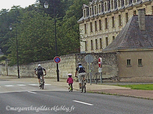 Saumur : fête du vélo - Saumur : bike feast