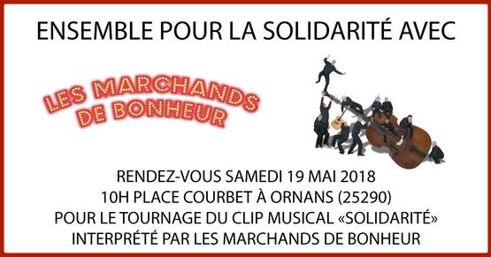 La Solidarité des Marchands de Bonheur
