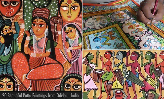 Patta Painting