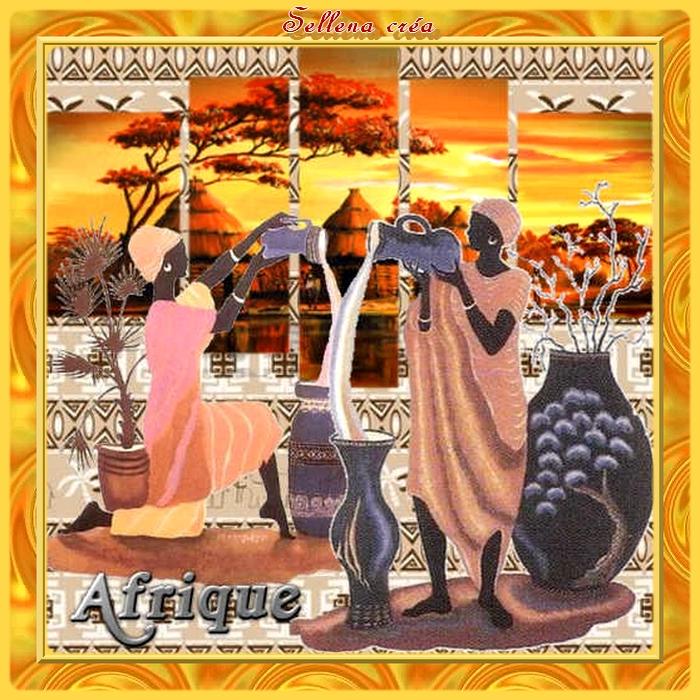 Afrique flamboyante**Cartes