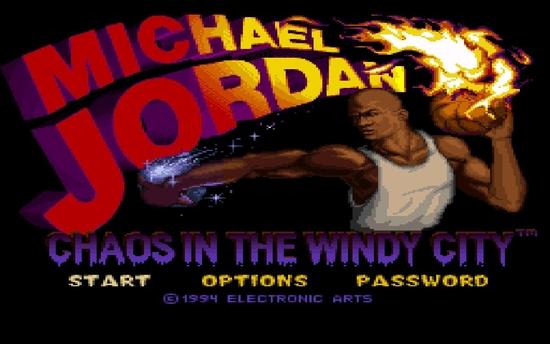 Michael Jordan Chaos In the Windy City ss