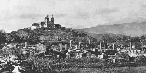 Ruines d'Hippone et Basilique St Augustin