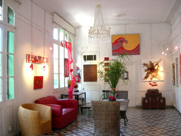 "Mercredi - Exposition ""Rouge"""