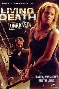 Living Death : Dans l'impossibilité de divorcer de Victor, Elizabeth tente de l'empoisonner. Plongé dans le coma, Victor voit, entend et ressent mais ne peut bouger même durant l'autopsie. Devenu fou, il s'échappe de la morgue et rêve de la plus atroce des vengeances... ----- ... Date de sortie: 2007   Réalisateur: Erin Berry   Acteur: Kristy Swanson, Greg Bryk, Joshua Peace   Genre: Thriller, Survival   Durée: 1h24 min